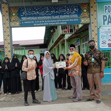 Universitas Nahdlatul Ulama Sumatera Barat Terima Mahasiswa Baru TA 2021/2022