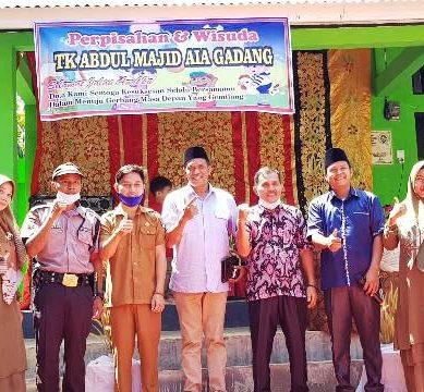 TK Abdul Majid Wisuda Angkatan Ke-4, Kepala Sekolah : Pendidikan Bagi Anak Dari Dini Sangat Penting