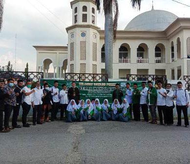 PCNU Kabupaten Solok Gandeng Baznas Gelar Rakercab 2021-2026
