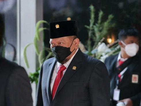 Di Sidang Bersama, Ketua DPD RI Minta Pemerintah Berani Manfaatkan Nuklir