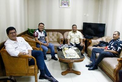 Karo PHM Setjen DPD RI Terima Delegasi DPRD Kota Binjai