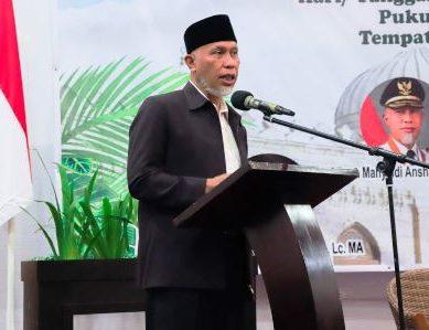 Gubernur : Alumni Al-Azhar Dari Sumbar Perlu Berperan Memperkuat ABS-SBK